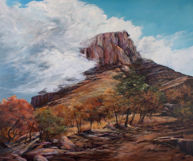 Casa-Grande-Embraced-By-Clouds-20x24oil-Lindy-C-Severns-2400x2001